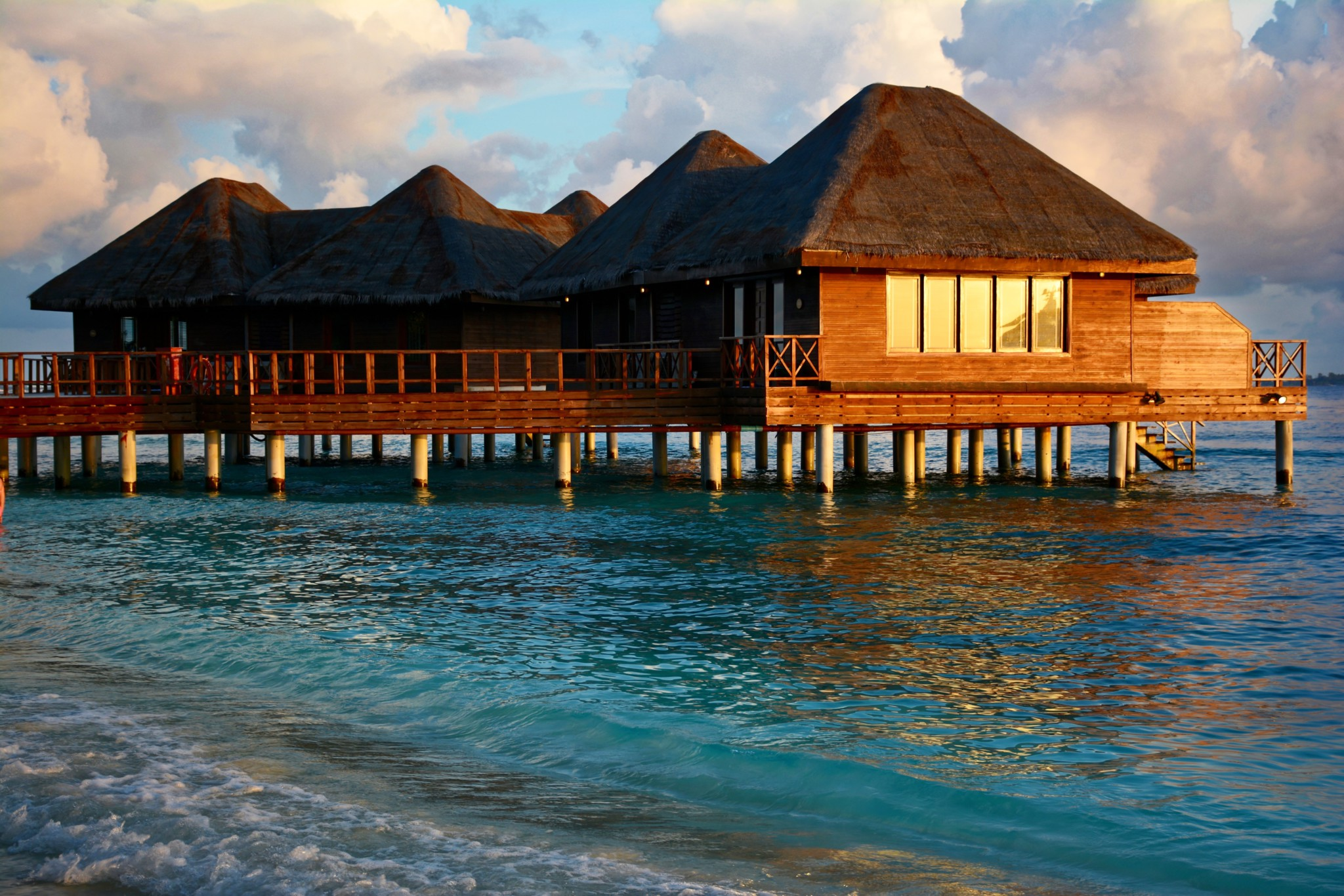 Water Villas - Bandos