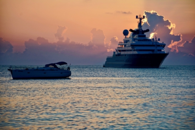Yacht Octopus - Insel Bandos