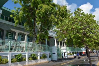 Gebäude - Insel Male