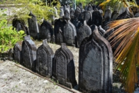 Alter Friedhof - Insel Male