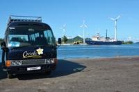 Fährhafen - Viktoria - Mahe