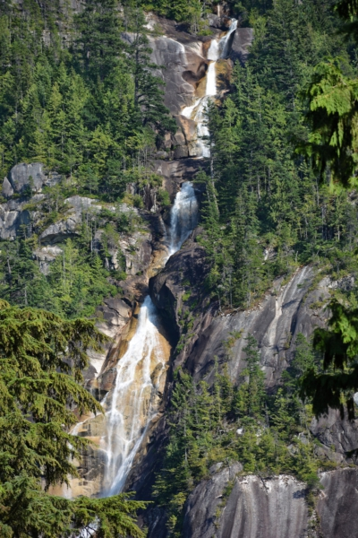 Shannon Falls - Squamish