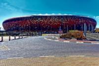 Johannesburg - Soccer City (FNB-Stadium)