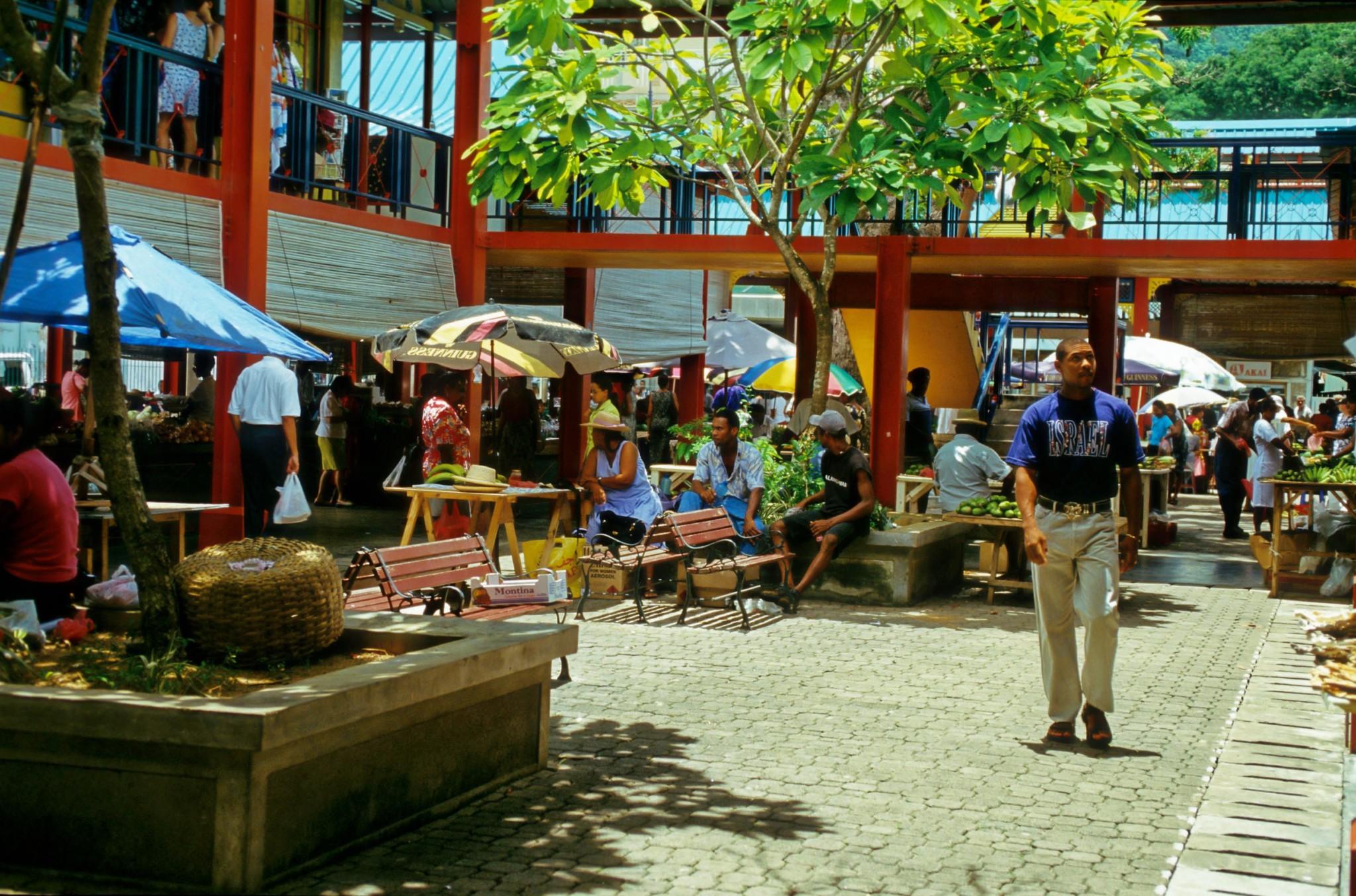 Markt - Victoria - Mahe