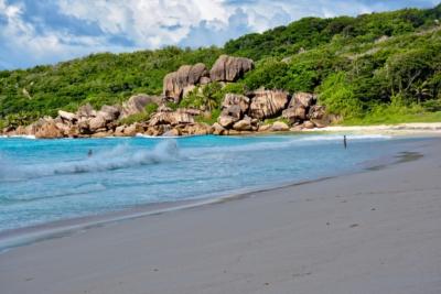 Grand Anse - La Digue