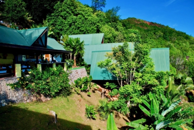 Anse Volbert - Mango Lodge