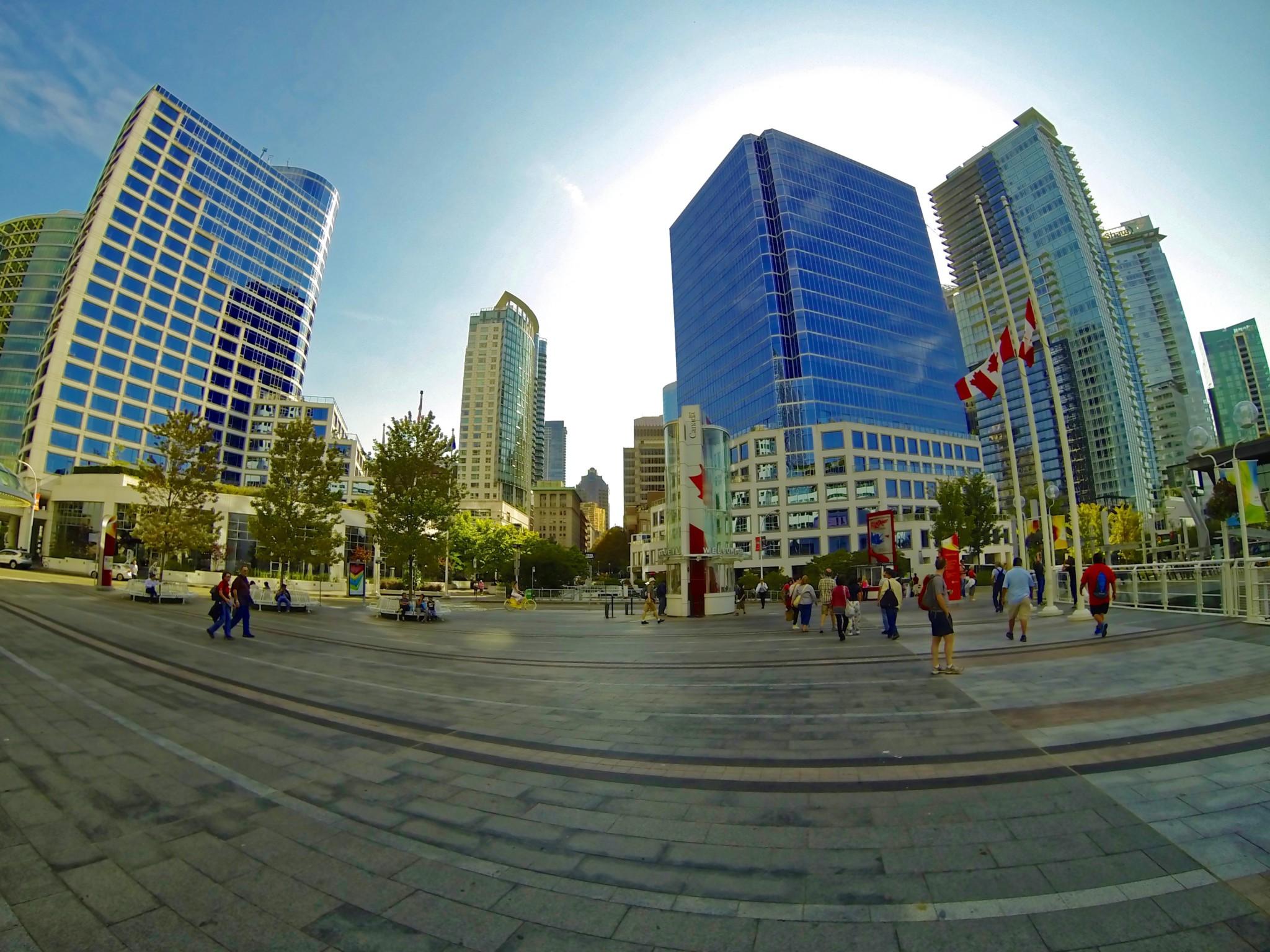 Convention Centre am Canada Place - Vancouver