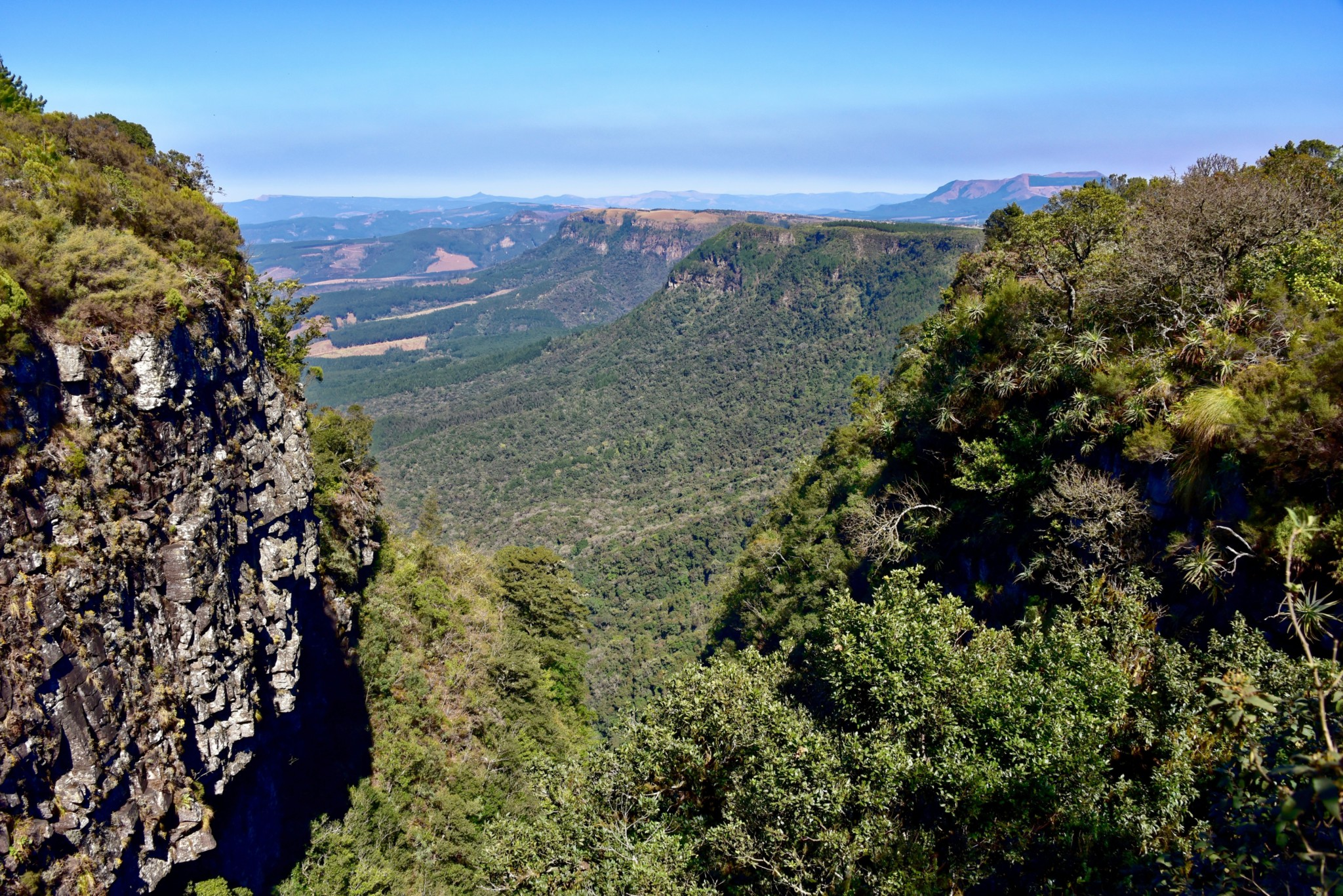 Blyde River Canyon - God's Windows