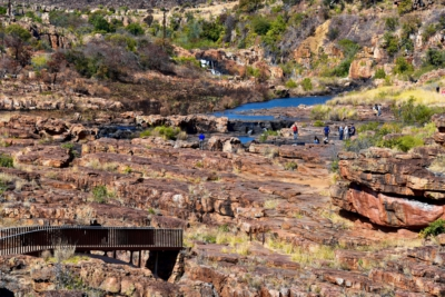 Panorama Route - Bourke's Luck Potholes