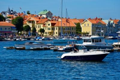 Insel Marstrandsö - Marstrand