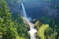 Helmcken Falls - Wells Gray NP