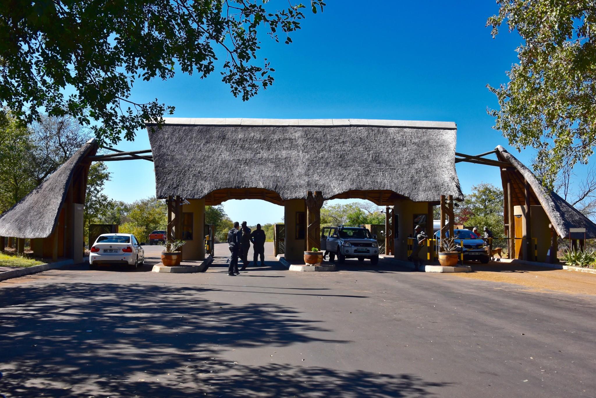 Kruger Nationalpark - Phalaborwa Gate