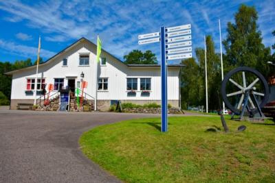 Museum in Haverud am Dalslandkanal