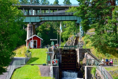 Viadukt in Haverud