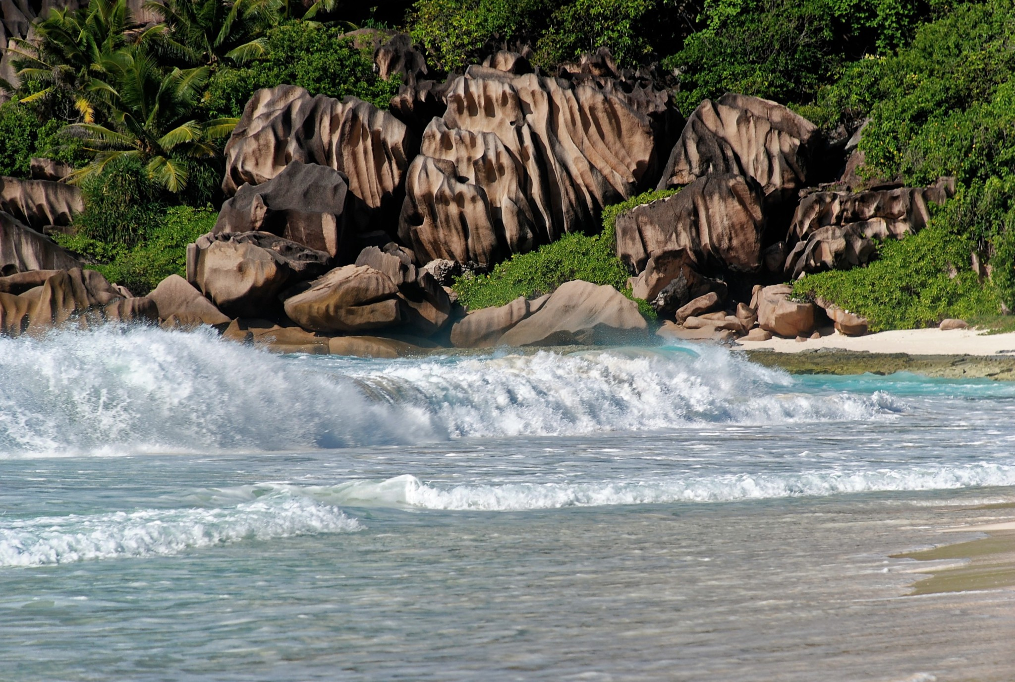 Grand Anse - La Digue