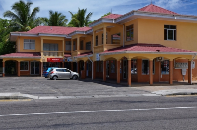 Shops in Anse Royale - Mahe