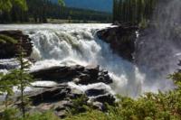 Athabasca Falls - Jasper NP