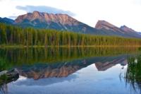 Honeymoon Lake - Jasper NP