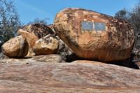 Kruger Nat. Park - Kruger Denkmal