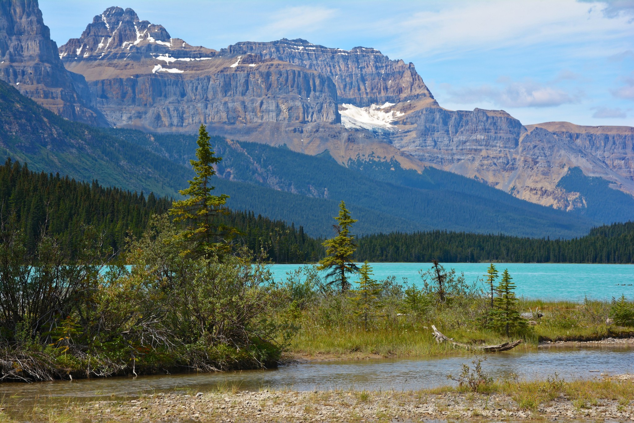 Waterfowl CG - Banff NP