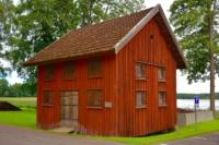 Altes Gebäude an der Kirche - Norra Sandsjö