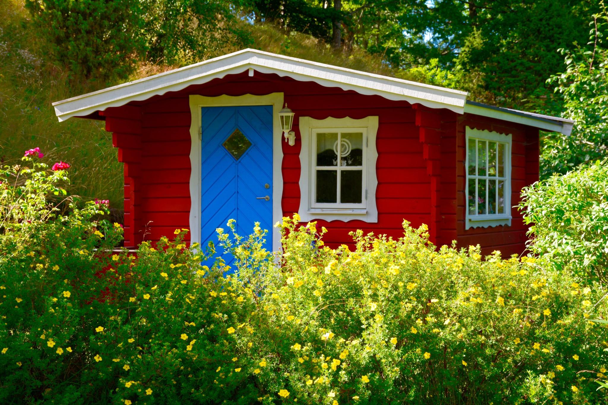 Haus in Växjö