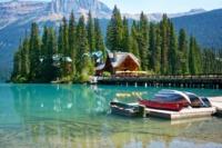 Emerald Lake - Yoho Nationalpark