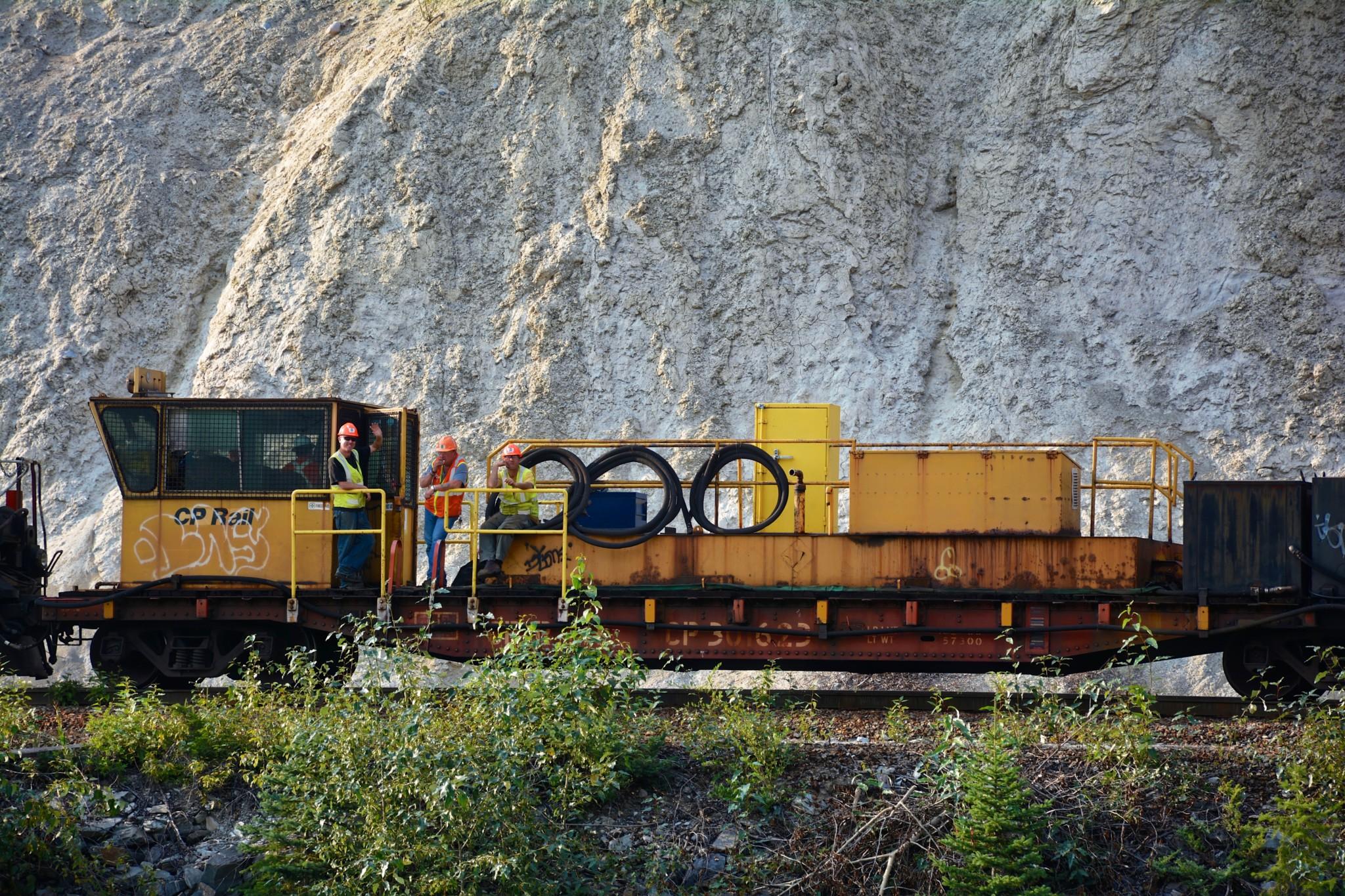 Eisenbahn in Golden