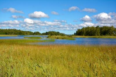 Ivesjö See in Bromölla