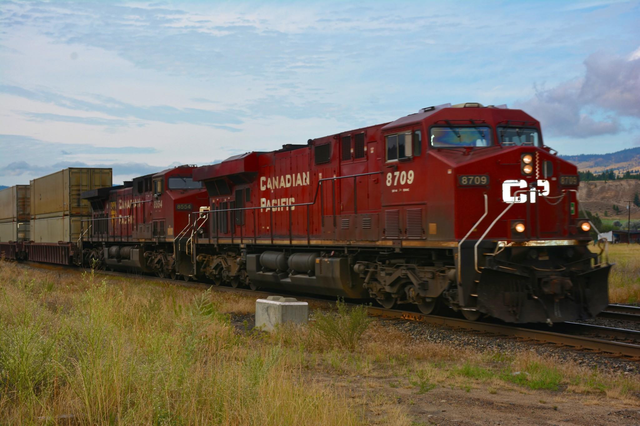 Eisenbahn - Pritchard
