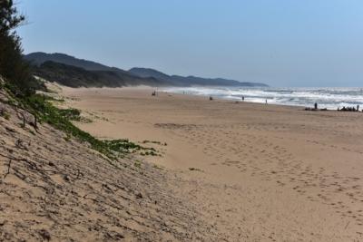 iSimangaliso Wetland Park - Cape Vidal Beach