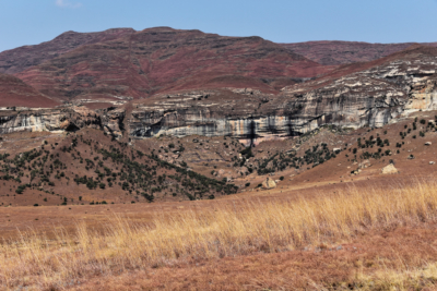 Golden Gate Highlands Nationalpark