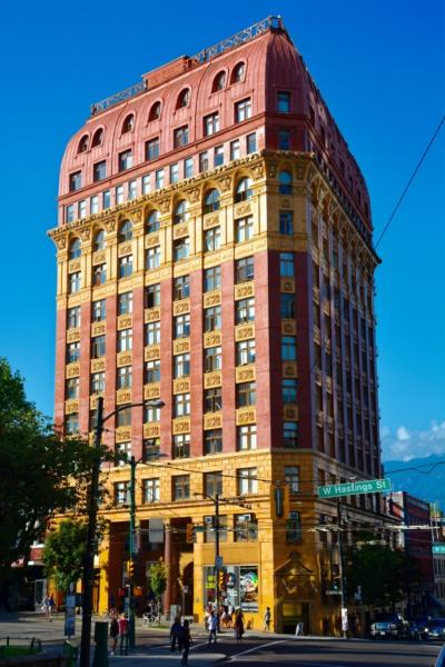Dominion Building - Vancouver
