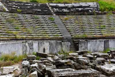 Limenas - Antikes Theater