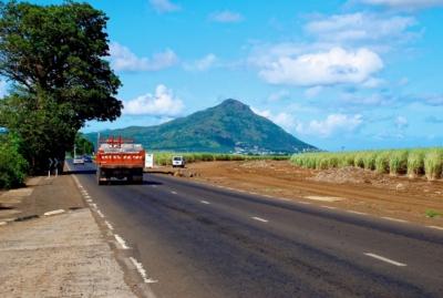 Strasse - Mauritius