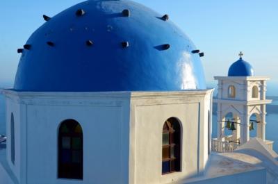 Kapelle - Imerovigli - Santorin