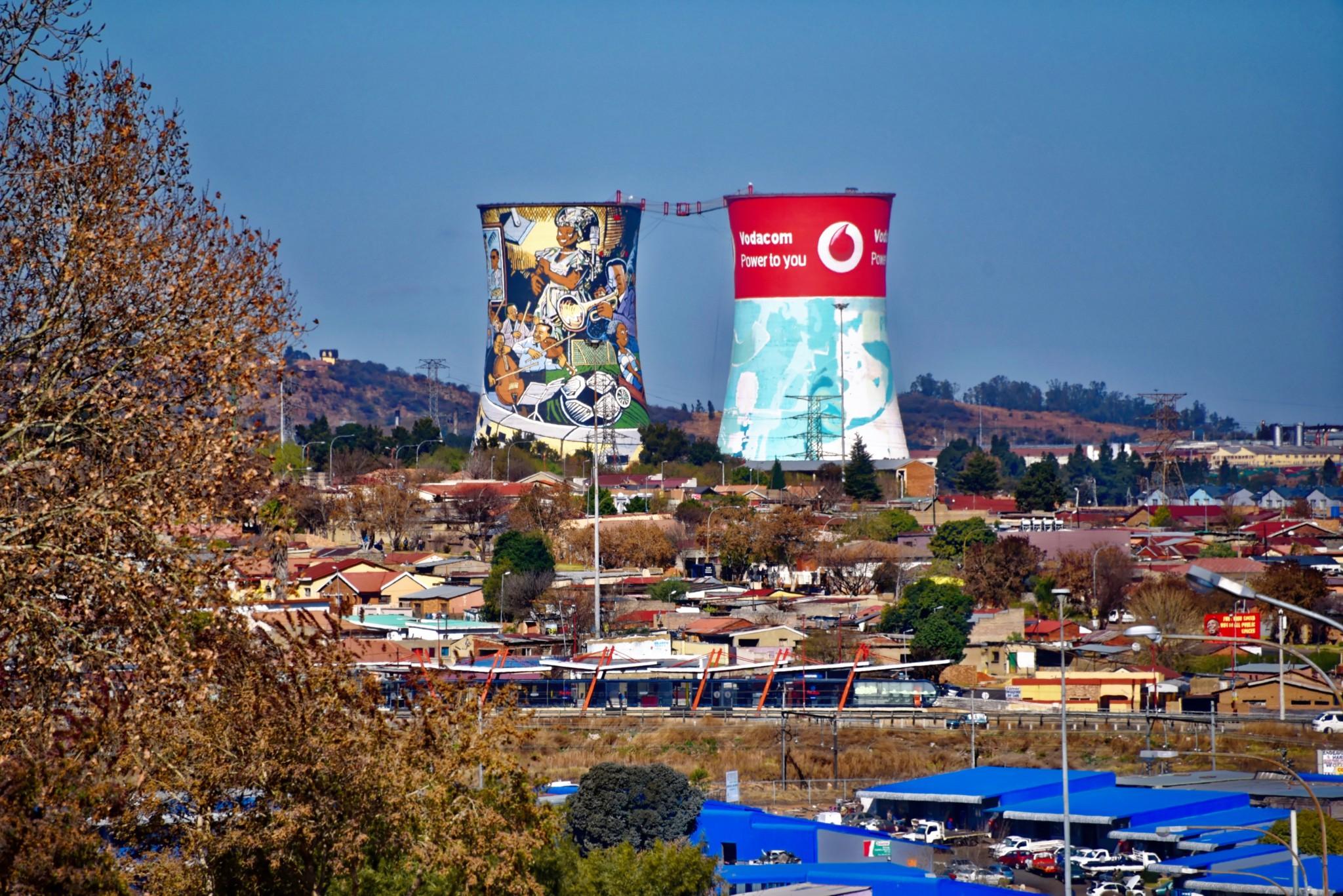 Johannesburg - Orlando Towers