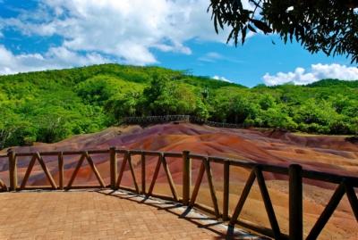 Terres des sept couleurs - Mauritius