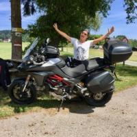 Motorrad-Tour nach Thüringen