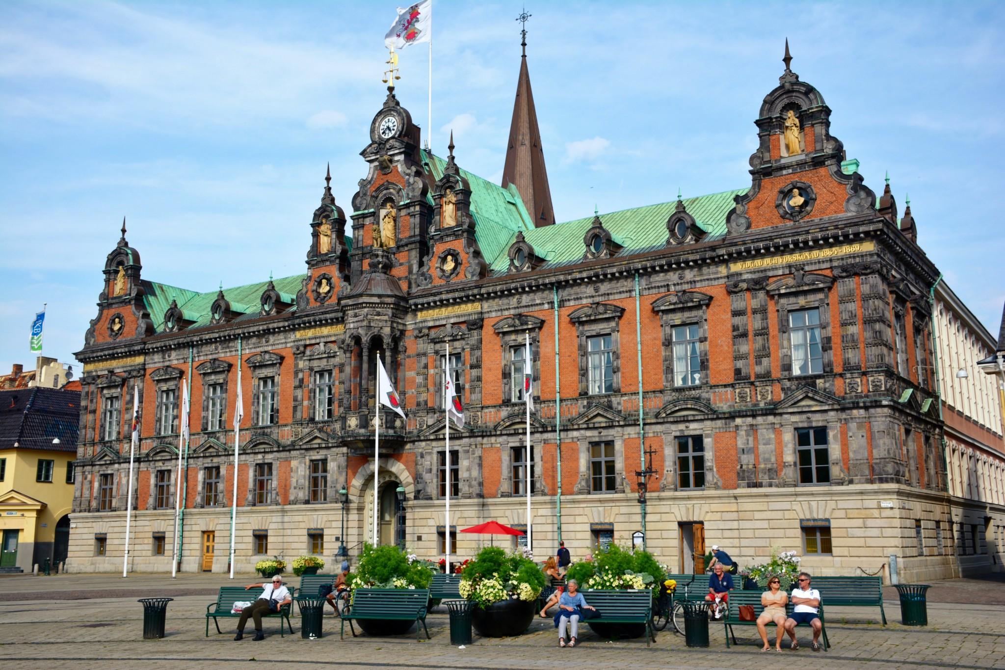 Rathaus in Malmö