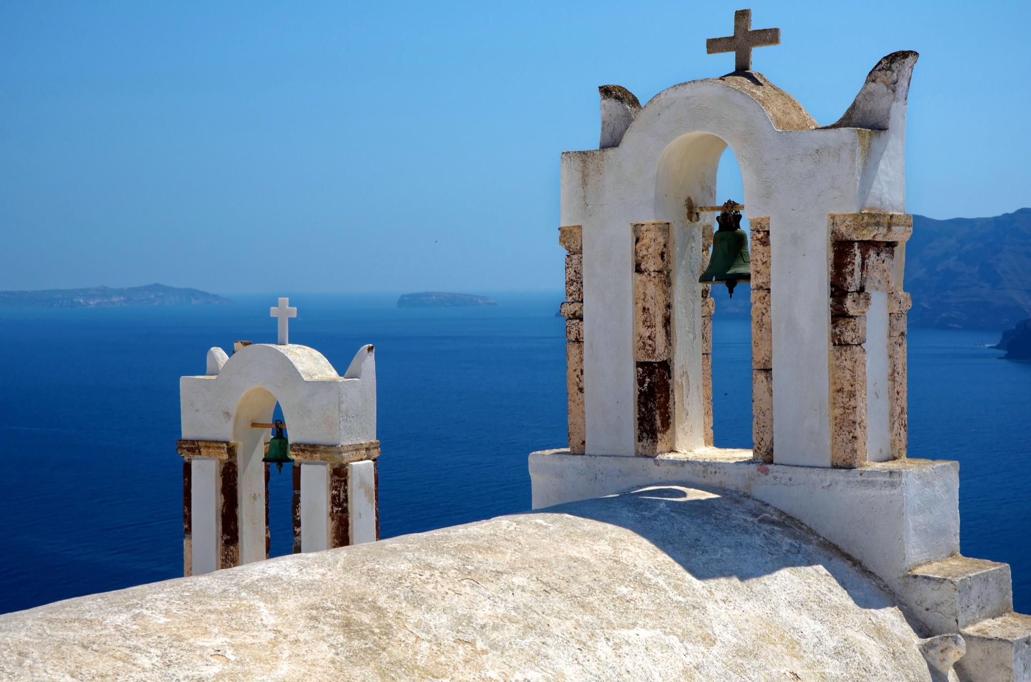 Kapelle - Oia - Santorin