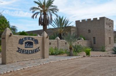 Fort Sesfontein