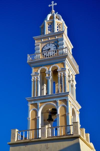 Katholische Kathedrale - Fira - Santorin