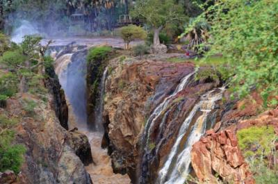 Kunene River - Epupa Falls