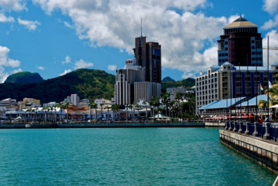 Caudan Waterfront Complex - Port Louis