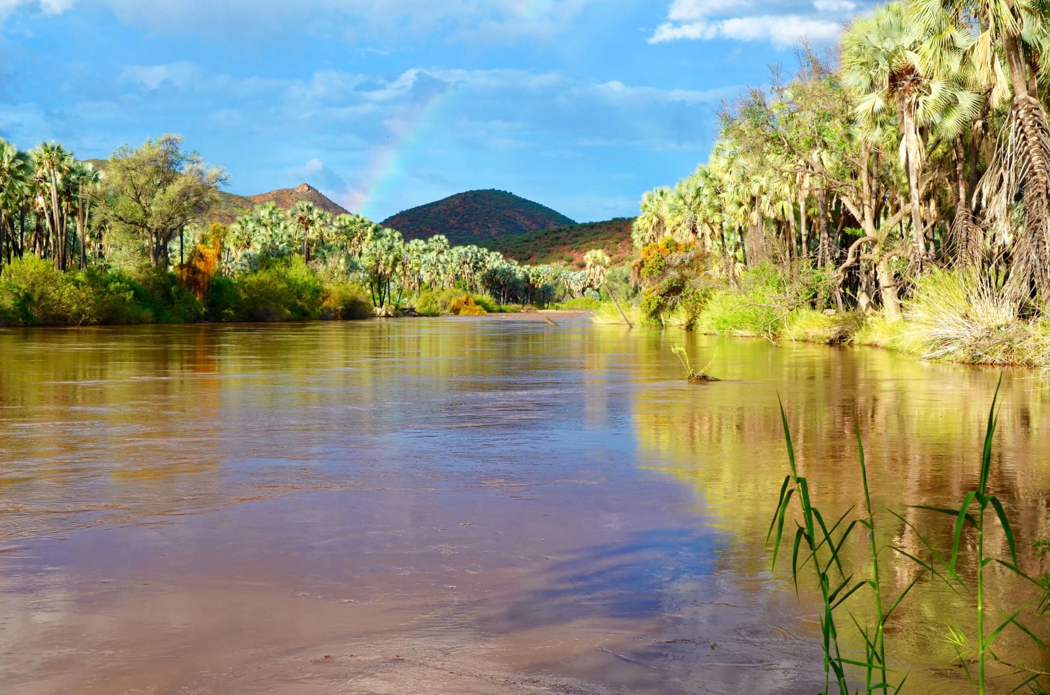 Kunene River - Namibia u. Angola