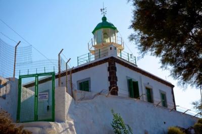 Leuchtturm - Akrotiri - Santorin