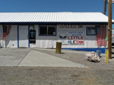 Little Ale Inn - Area 51