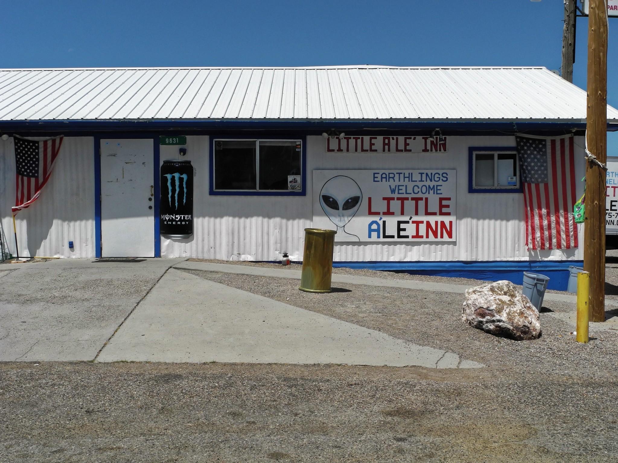 Little Ale Inn - Area 51