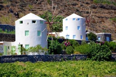 Häuser - Santorin